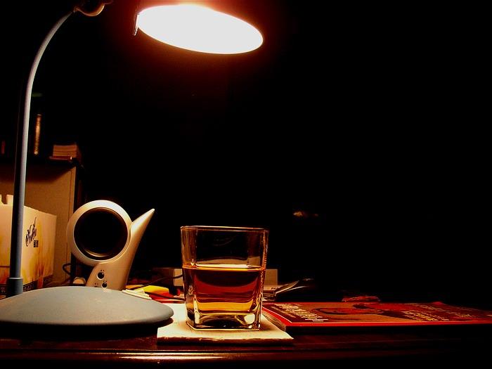 夜深人静的图片