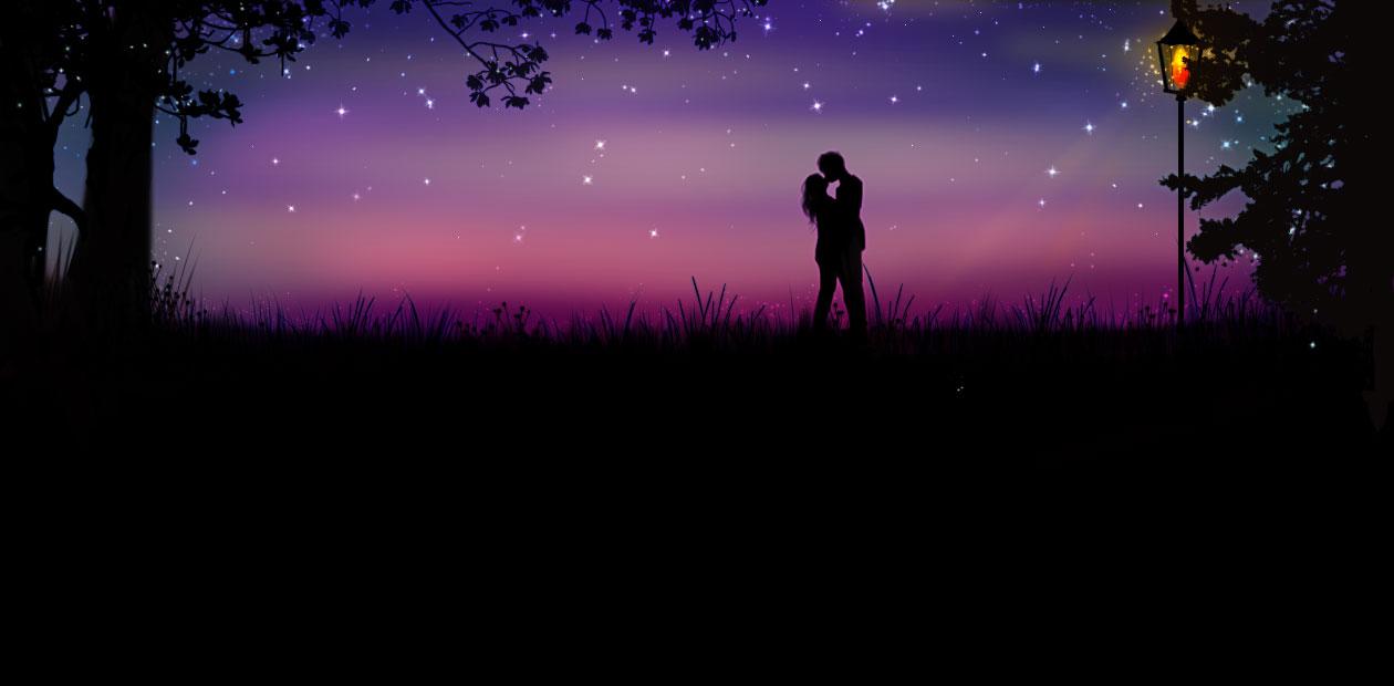 爱上你就是爱情刚刚好的样子.....谢谢你,遇见我