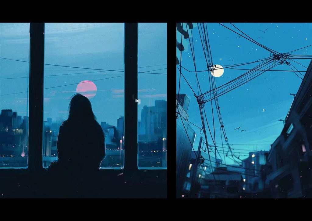一个人的孤独