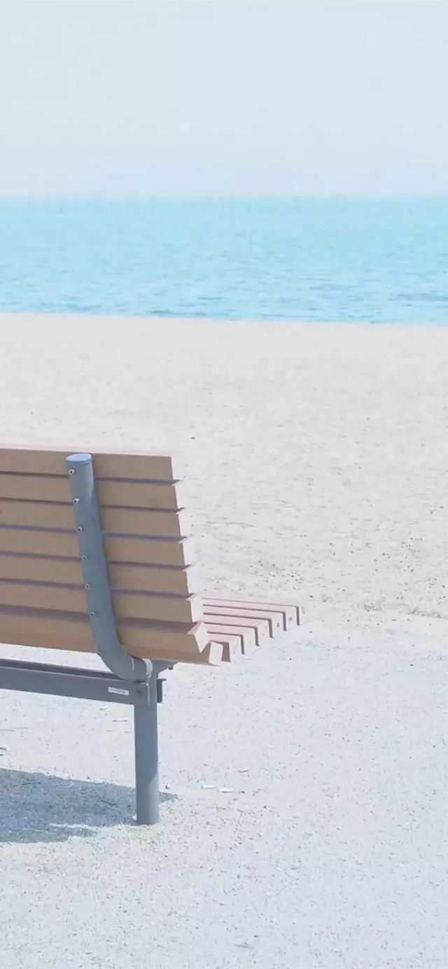 然后经历过风雨明白真正的简单,最后用心享受简单生活!#沙滩