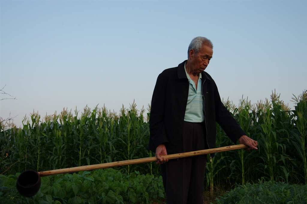 空巢的农村 老人的盼望#老人#乡村